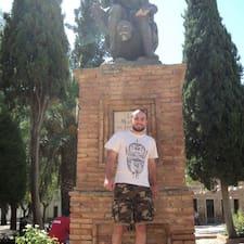 Ángel felhasználói profilja