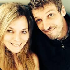 Profil Pengguna Marie & Pierre