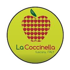 Ev sahibi La Coccinella.