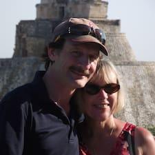 Dan & Debbie felhasználói profilja
