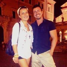 Valerio E Silvia是房东。