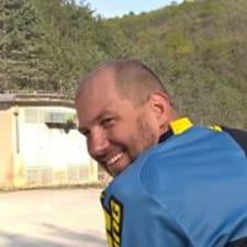 Profil Pengguna Mauro