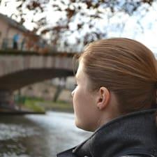 Profil utilisateur de Katalin