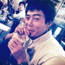 Profil utilisateur de Hiroki