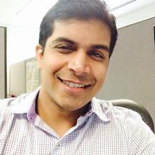 Priyank User Profile