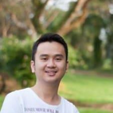 Gebruikersprofiel Max Ong