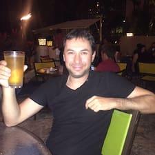 Yevgeniy felhasználói profilja