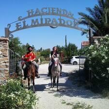 Hacienda El Mirador — хозяин.