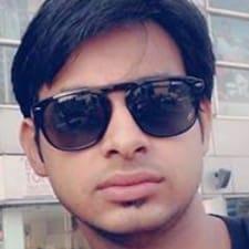 Parinay felhasználói profilja