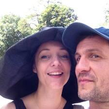 Nutzerprofil von Cédric & Priscilla