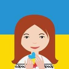 Tetiana User Profile