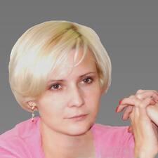 Användarprofil för Маргарита