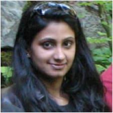 Användarprofil för Deepa