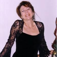 Maria-Ildiko ist der Gastgeber.