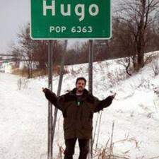 Perfil do utilizador de Hugo
