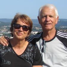 Marie-José Et Georges Brukerprofil