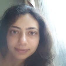 Profil utilisateur de Rana