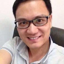 Jianlong felhasználói profilja