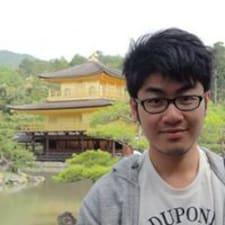 Gebruikersprofiel Chi Ho
