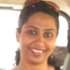 Praneeta User Profile