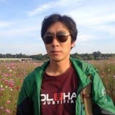 Profil utilisateur de Jaeuk