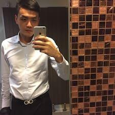 Profil utilisateur de Haokun