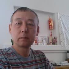 翔 es el anfitrión.