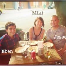Perfil de usuario de Miki & Jesse