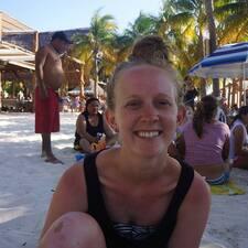 Louise Brams felhasználói profilja
