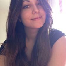 Maria Patricia felhasználói profilja