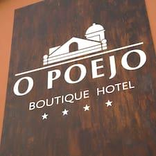 Poejo是房东。