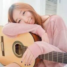 Jiin felhasználói profilja