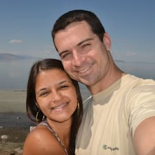 Профиль пользователя Tatiana & Felipe