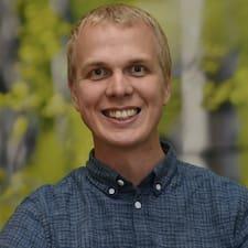 Perfil do utilizador de Jukka