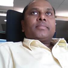 Användarprofil för Pramod