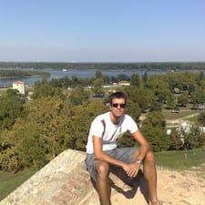 Isailo User Profile