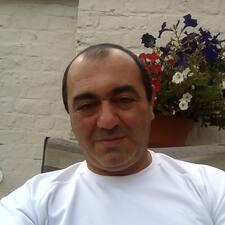 Perfil do utilizador de Hrant