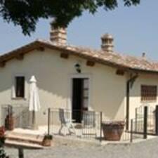 โพรไฟล์ผู้ใช้ Agriturismo Casa Selene