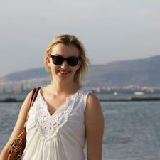 Janina felhasználói profilja