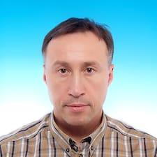 โพรไฟล์ผู้ใช้ Yury