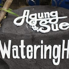 Profil korisnika Agung & Sue Watering Hole I