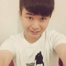 盈廷 felhasználói profilja