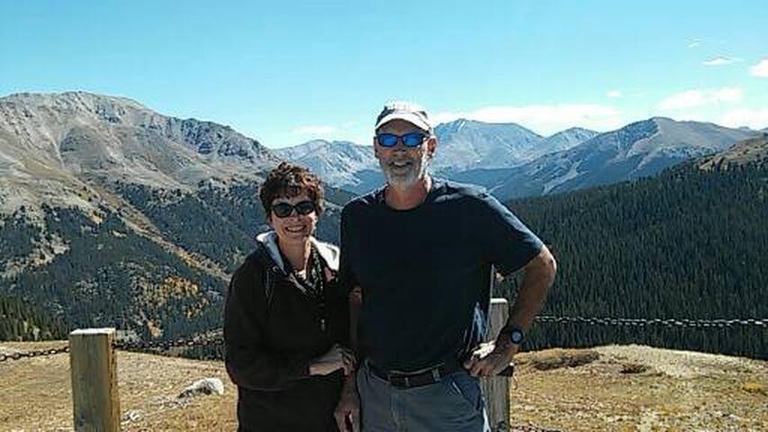 Kevin and Carolyn