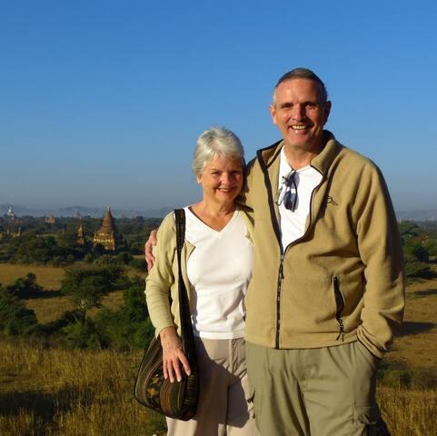 Peter and Barbara