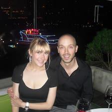 Stephanie & John Brukerprofil