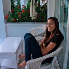 Anisa felhasználói profilja