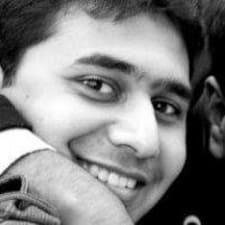 Profilo utente di Anirudh