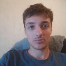 Profil utilisateur de Yannis