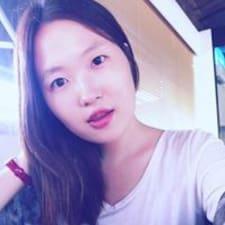 Miyoung的用戶個人資料