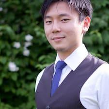 Profil utilisateur de Pei-Yuan